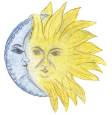 Sonne und Mond I